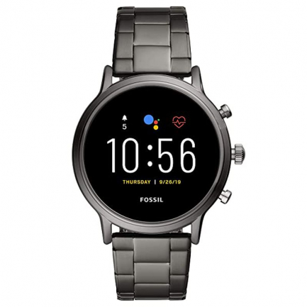 Fossil Men's Gen 5 Smartwatch Full Color Display Watch FTW4024
