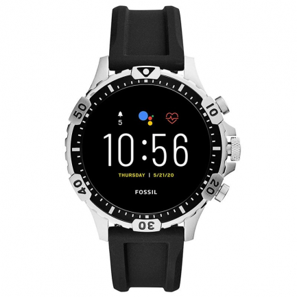 Fossil Men's Gen 5 Smartwatch Full Color Display Watch FTW4041