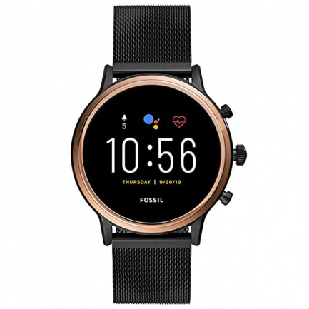 Fossil Men's Gen 5 Smartwatch Full Color Display Watch FTW6036