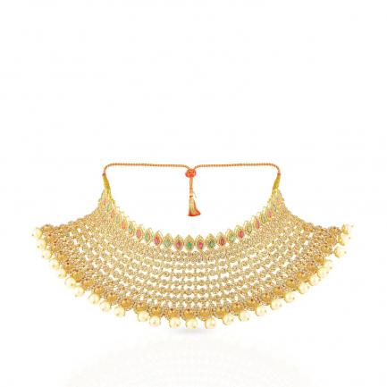 Era Gold Necklace HBDAAAACGECP