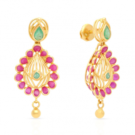 Precia Gemstone Earring HBDAAAAFHRPE