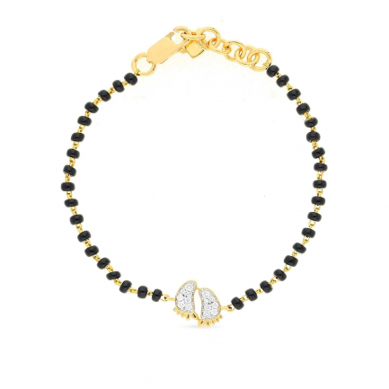Mine Diamond Bracelet HKBCBRP8137MLA