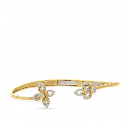 Mine Diamond Bangle HKBGBRT0373GEB
