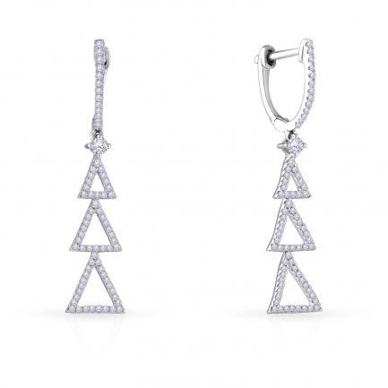 Mine Diamond Earring HKEERF0769ALB