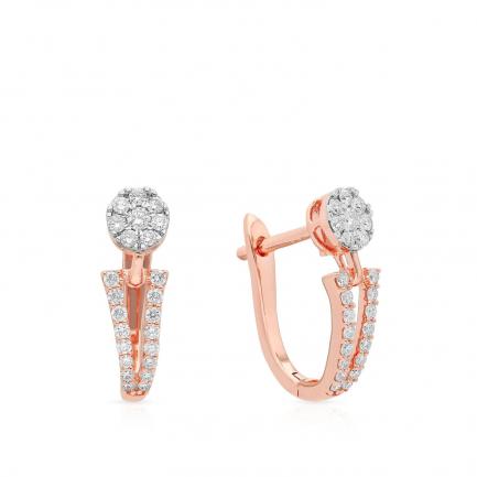 Mine Diamond Earring HKEERH8545CIB