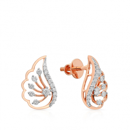 Mine Diamond Earring HKEERI8194TDB