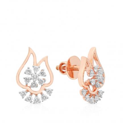 Mine Diamond Earring HKEERI8245TDA