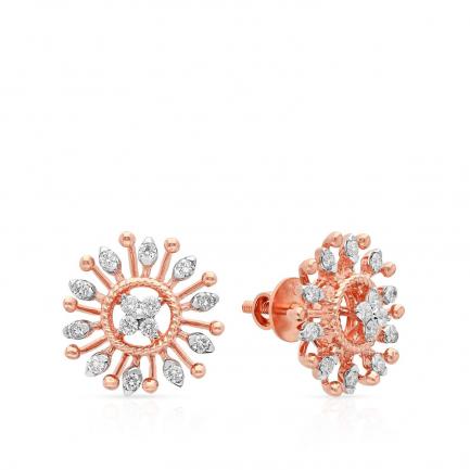 Mine Diamond Earring HKEERI8460MDB