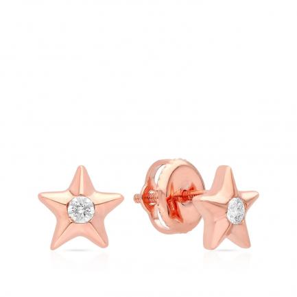 Mine Diamond Earring HKEERI8926MLA