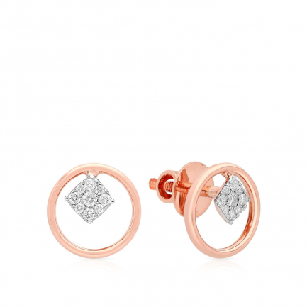 Mine Diamond Earring HKEESG8125HOA