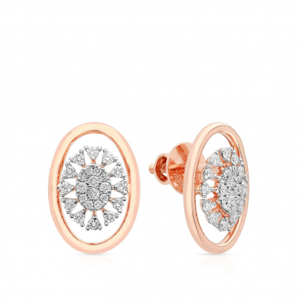 Mine Diamond Earring HKEESG8187HOA