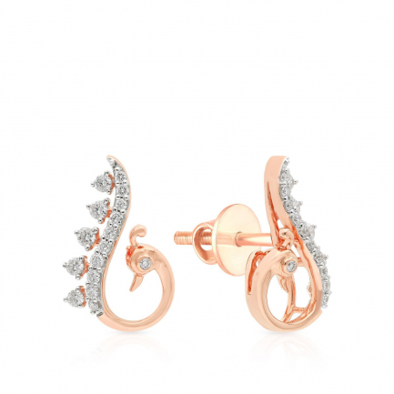 Mine Diamond Earring HKEESG8289PEA