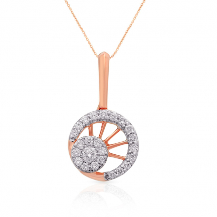 Mine Diamond Pendant HKPPSC4373IMA