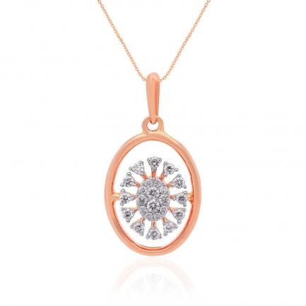 Mine Diamond Pendant HKPPSG8187HOA
