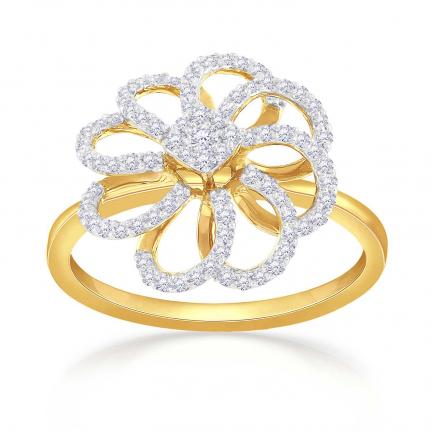 Mine Diamond Ring HKRRGF0425CAB