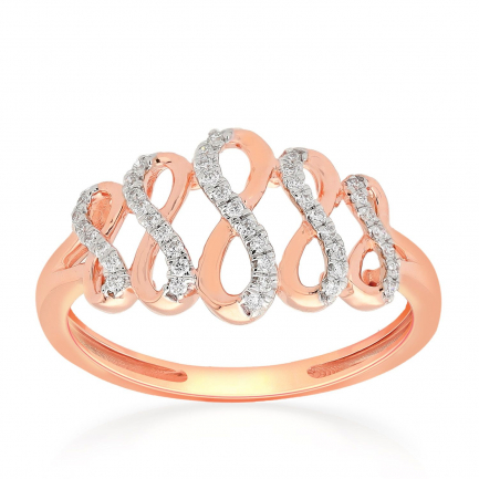 Mine Diamond Ring HKRRGF3365TRA