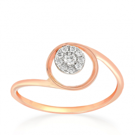 Mine Diamond Ring HKRRGG8139HOA