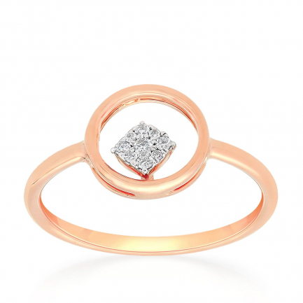 Mine Diamond Ring HKRRSG8125HOA