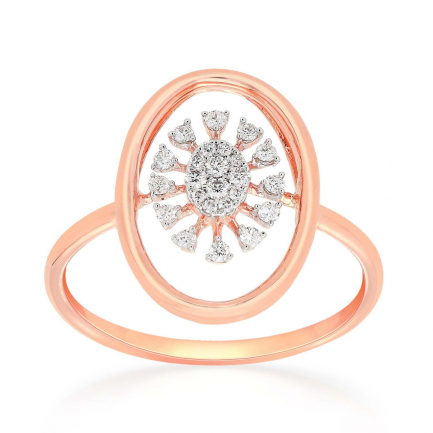 Mine Diamond Ring HKRRSG8187HOA