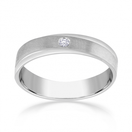 Mine Platinum Diamond Ring JIRR5627LPR