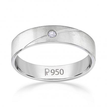 Mine Platinum Diamond Ring JIRR5630GPR