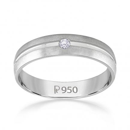 Mine Platinum Diamond Ring JIRR5631GPR