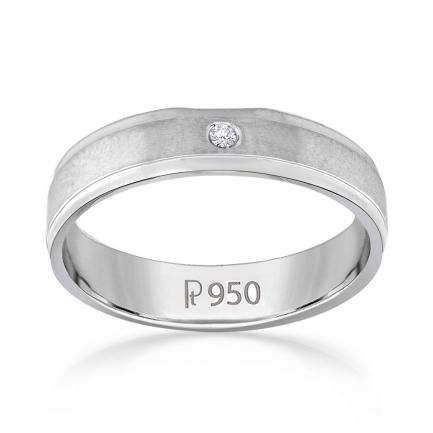 Mine Platinum Diamond Ring JIRR5632GPR