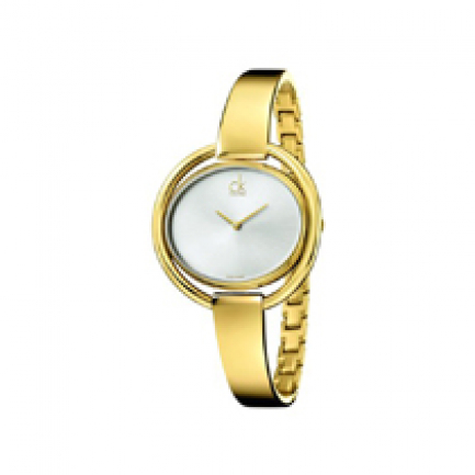 Calvin Klein Women's Impetuous Gold Plated Watch K4F2N516