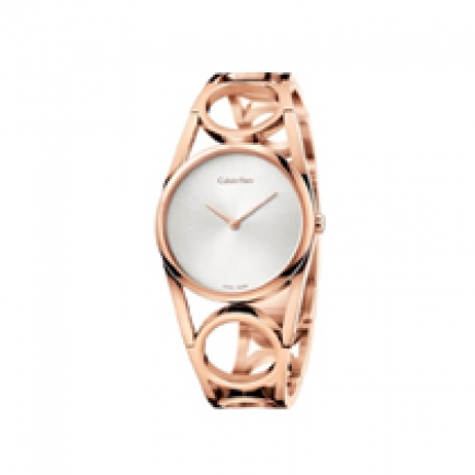 Calvin Klein Women's Classic Gold Plated Watch K5U2M646