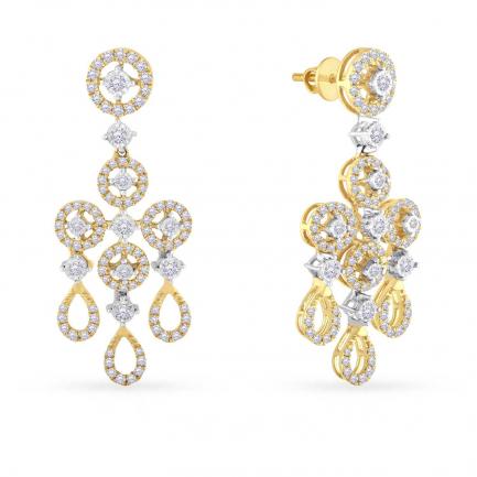 Mine Diamond Earring KGEIE44484