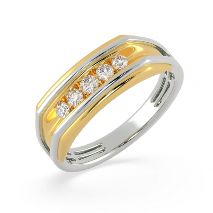 Mine Diamond Ring KRJRM39780T