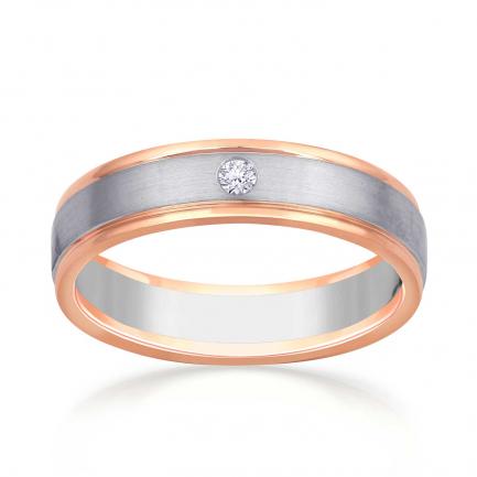 Mine Platinum Ring KRJSL01990V