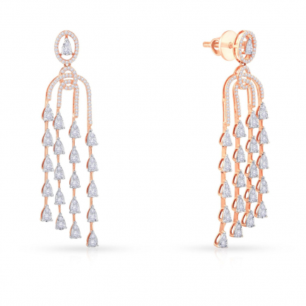 Mine Diamond Earring MBER00284