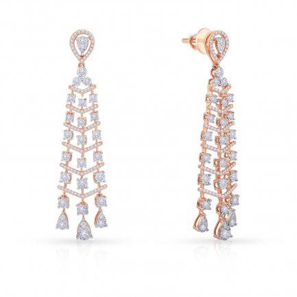 Mine Diamond Earring MBER00299