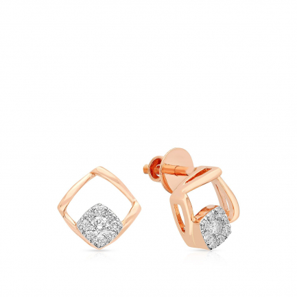 Mine Diamond Earring MBER00612