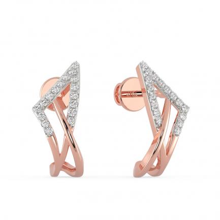 Mine Diamond Earring MBER00764