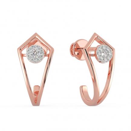 Mine Diamond Earring MBER00765