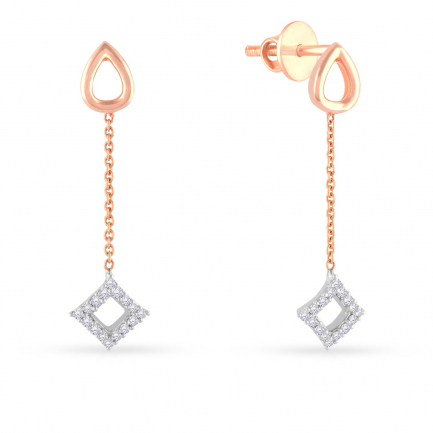 Mine Diamond Earring MBER10040