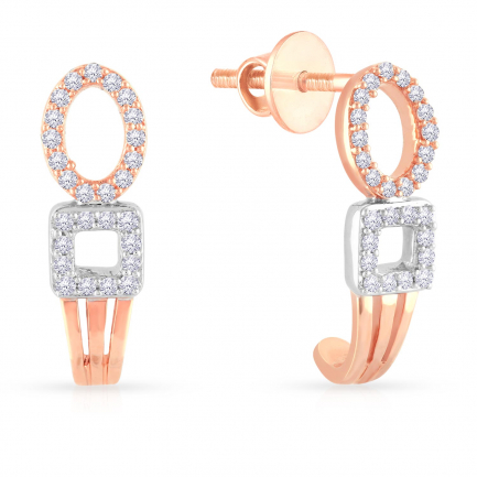 Mine Diamond Earring MBER10045