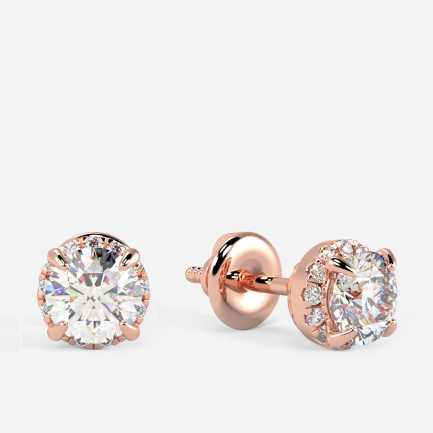 Mine Diamond Earring MBER10112E