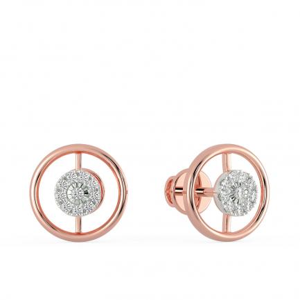 Mine Diamond Earring MBER10405M2