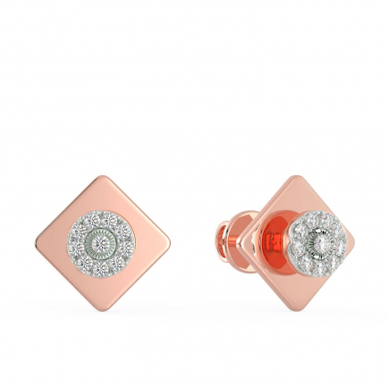 Mine Diamond Earring MBER10408A