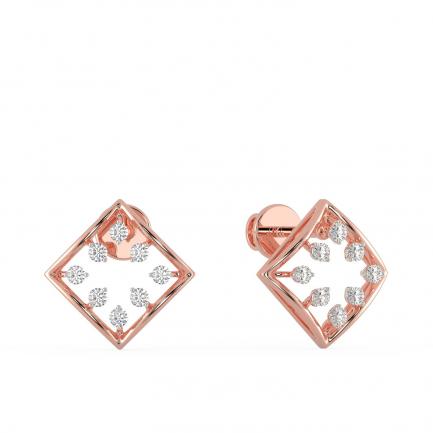 Mine Diamond Earring MBER10419