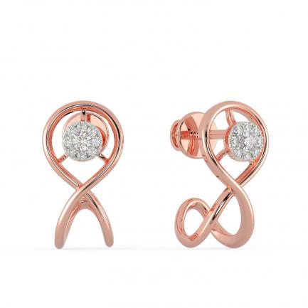 Mine Diamond Earring MBER10428