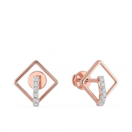 Mine Diamond Earring MBER10433
