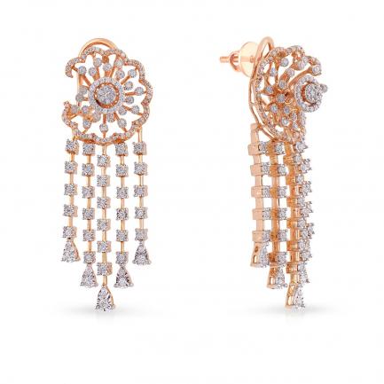 Mine Diamond Earring MBER20420