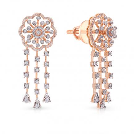 Mine Diamond Earring MBER20421