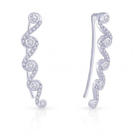 Mine Diamond Earring IJEIJERC00950XX