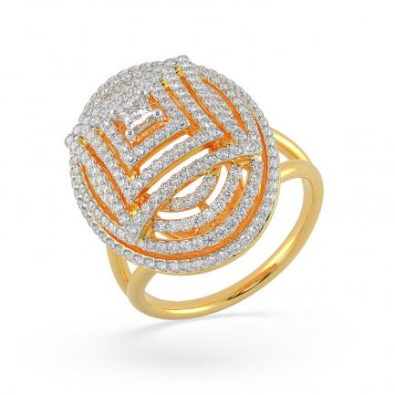 Mine Diamond Ring MBRG00771