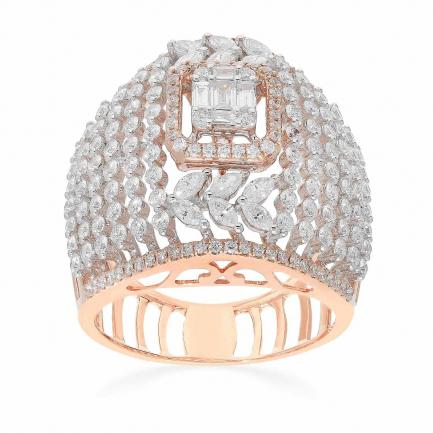 Mine Diamond Ring MDRMR818